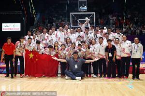 体育运动奖章人员名单公示 亚运男女篮队伍获奖