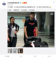 天津男篮宣布大外援凌晨抵达北京 双外已全部到位