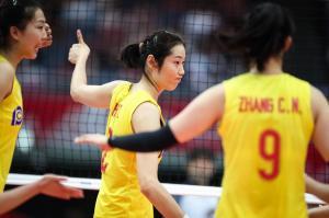 世界杯-中国女排3-0塞尔维亚 提前一轮卫冕夺第5冠