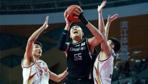 中国小将放弃NCAA!李楠,他是中国最有天赋的锋线