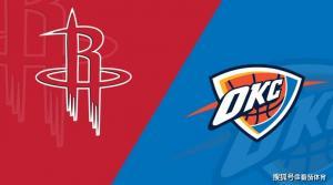 NBA半决赛G7信仰之战,火箭vs雷霆,火箭雷霆万钧