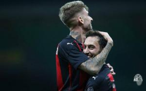 米兰3-2胜挪超亚军,恰球王两球18岁中锋破门
