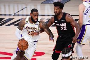 「NBA总决赛」扳成1比2 热火击退湖人