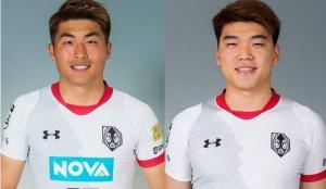 J3岩手盛冈仙鹤官宣 中国球员高天语黄鑫鹏到期离队