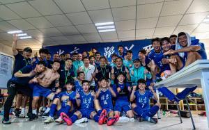 北京U20男足时隔12年晋级全运决赛圈 国安预备队为底