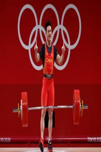 早报   中国代表团奥运第五日再夺三枚金牌;