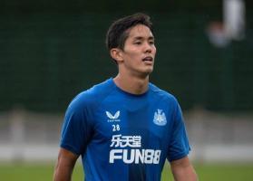 纽卡斯尔官宣与武藤嘉纪解约 球员可能回J联赛踢球