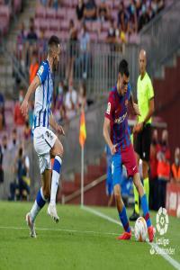 """巴萨没梅西,表现更好了?科曼来打脸,球迷现场表""""抗议"""""""