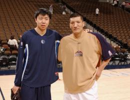 2K中国球员能力值:姚明曾获得94分,周琦超王治郅和巴特尔